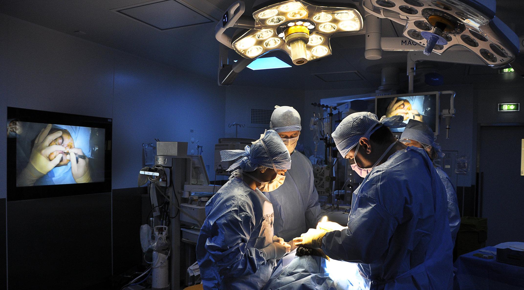 Chirurgiens ORL Visage